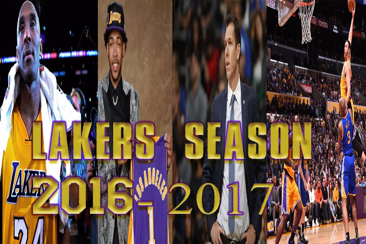 New Look LAKERS- Post Kobe Era!