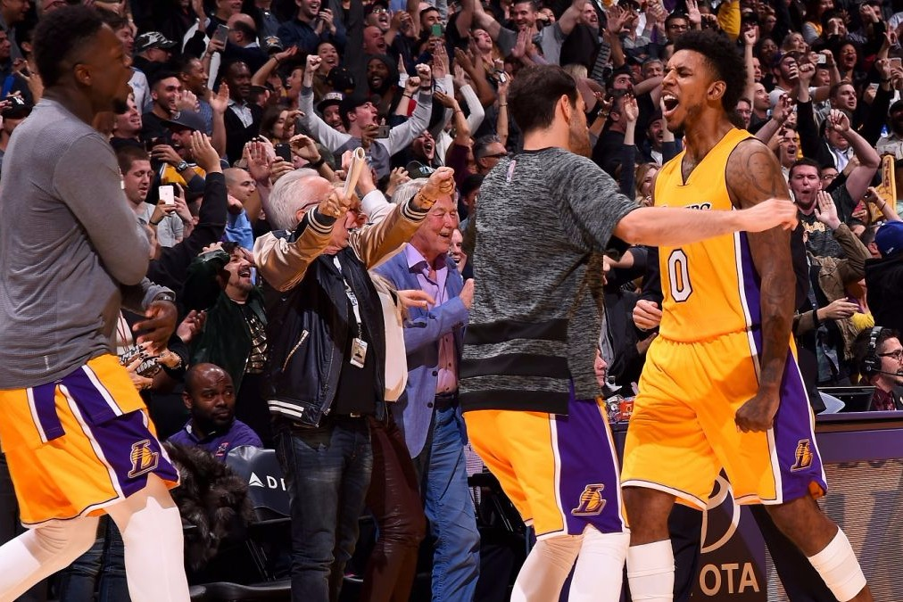 The Return of Swag in Laker land!