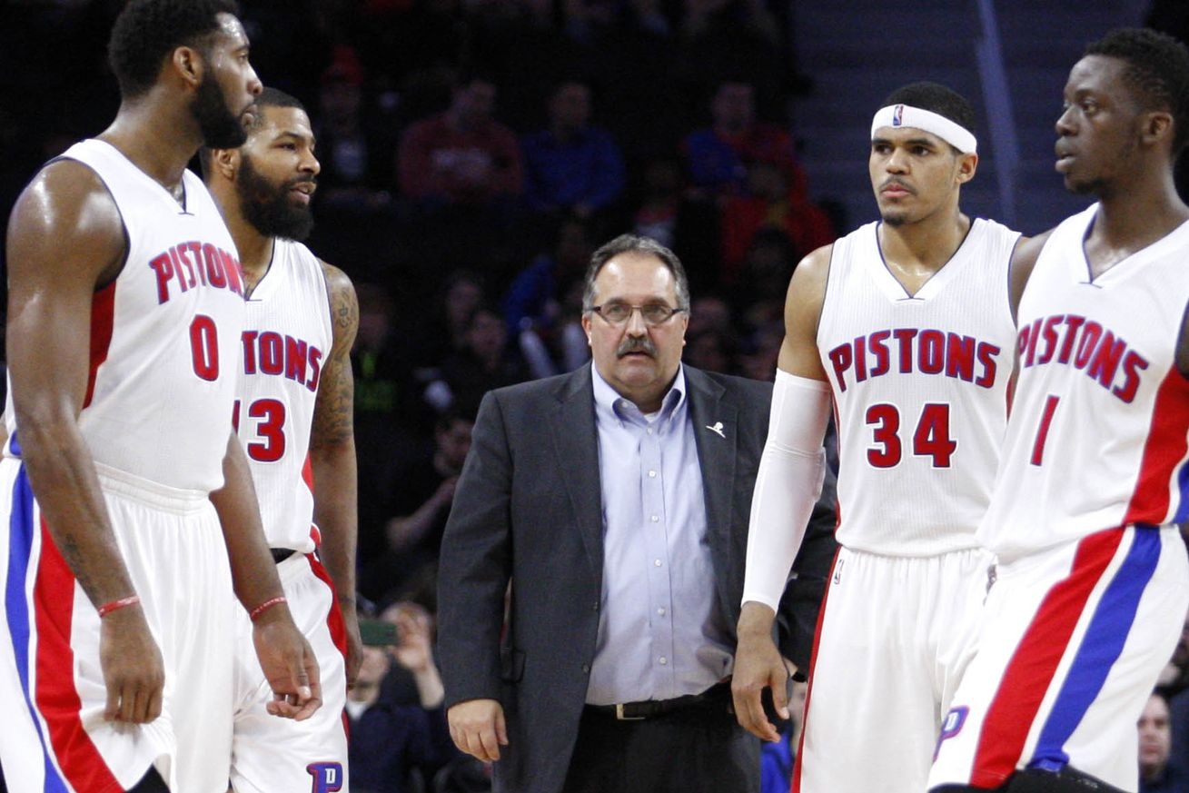 Are the Pistons Contenders?
