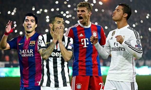 The Champions League semi finals are here to remind us that there is nothing quite like the love of football