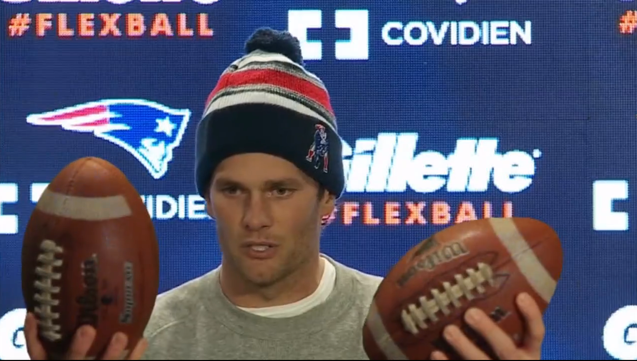 Brady, balls, and bias - Tom Brady's suspension and a reflection on competitive advantage and treatment of athletes in sports