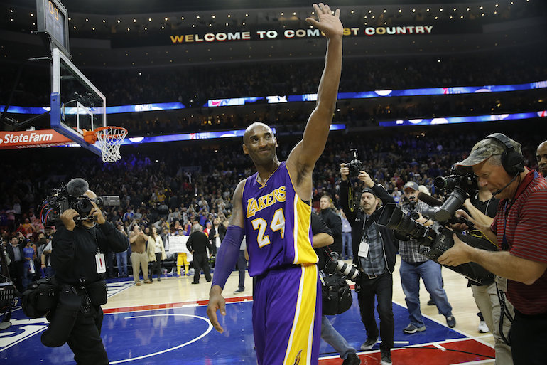 Drive, ego, and the pursuit of greatness - Kobe Bryant's last act.