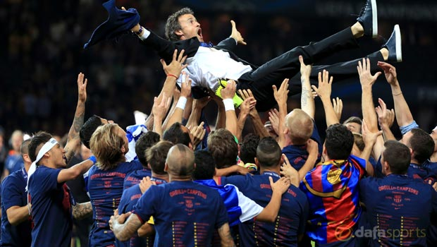 Unmitigated greatness is back - Barca win a second treble.
