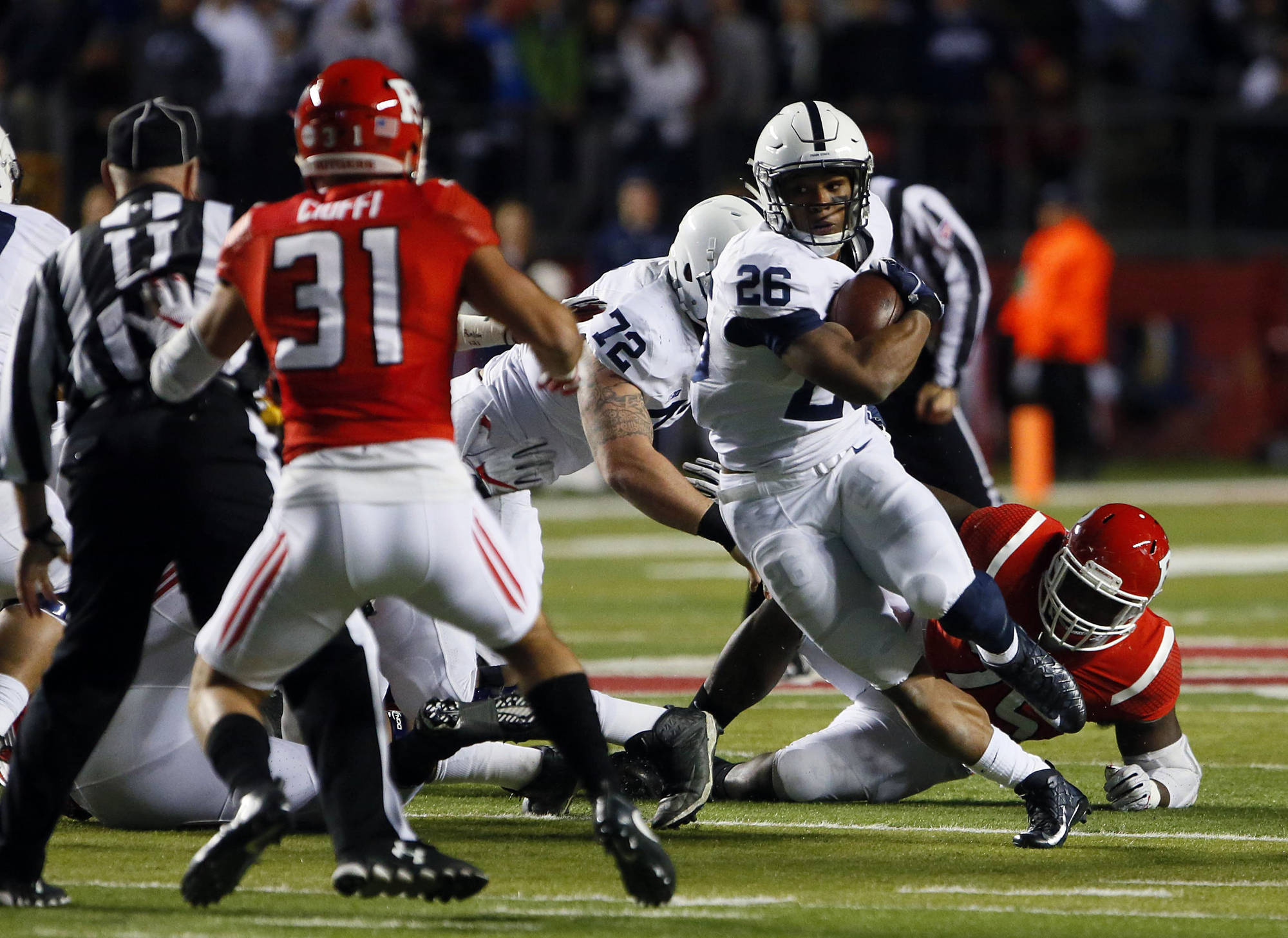 The Long Road for Penn State to get Back to the Top