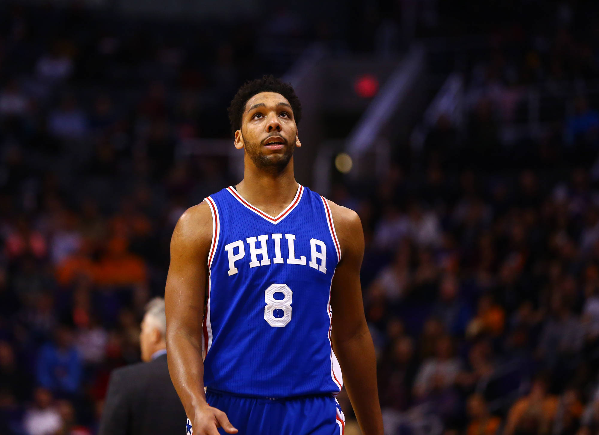 Report: Sixers Looking to Send Okafor to New Orleans