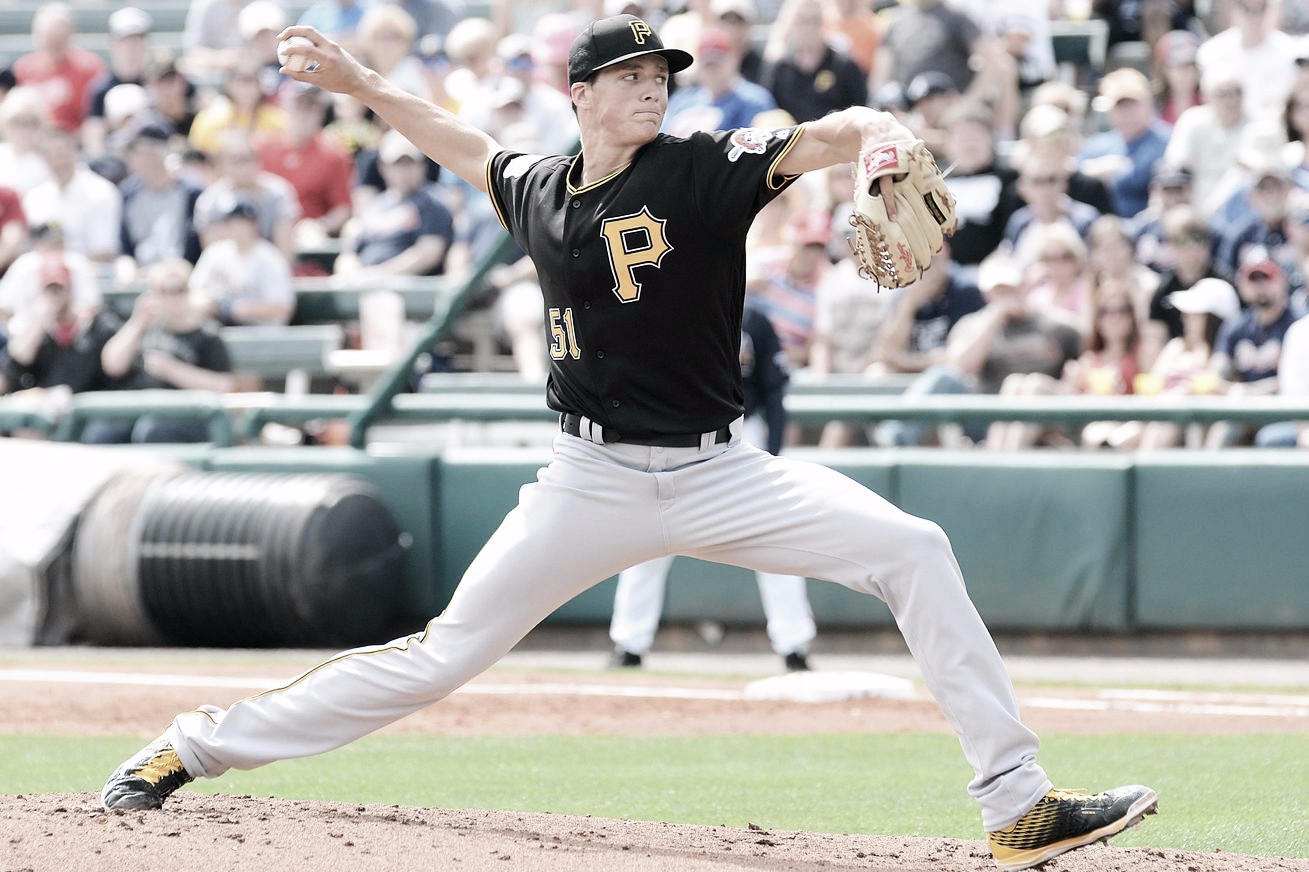 Tyler Glasnow: The X-Factor for the Pirates in 2017