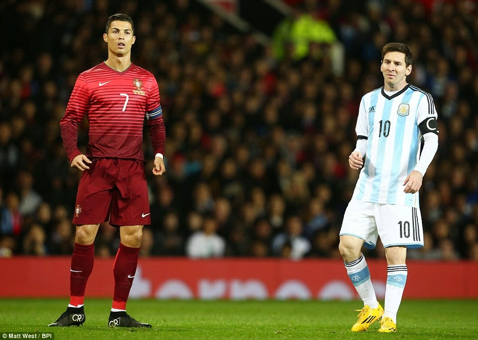 Sevilla star Adil Rami gives one reason why Barcelona star Lionel Messi is better than Cristiano Ronaldo