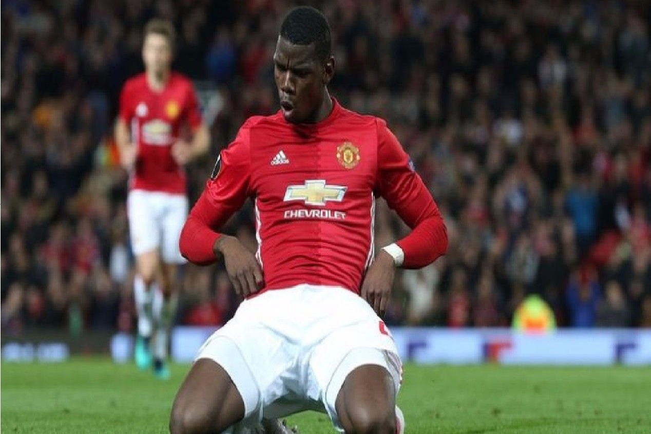 Why Pogba  took penallin before Rooney