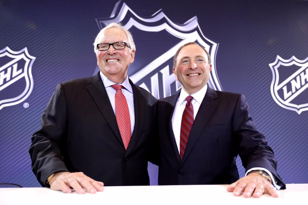 Las Vegas names NHL team The Vegas Golden Knights