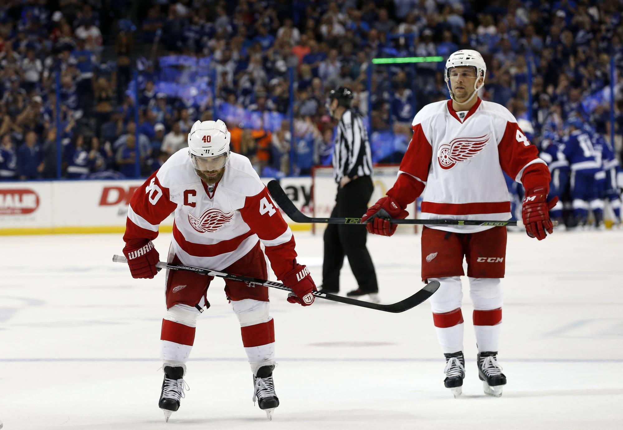 The Self-destruction of the Detroit Red Wings