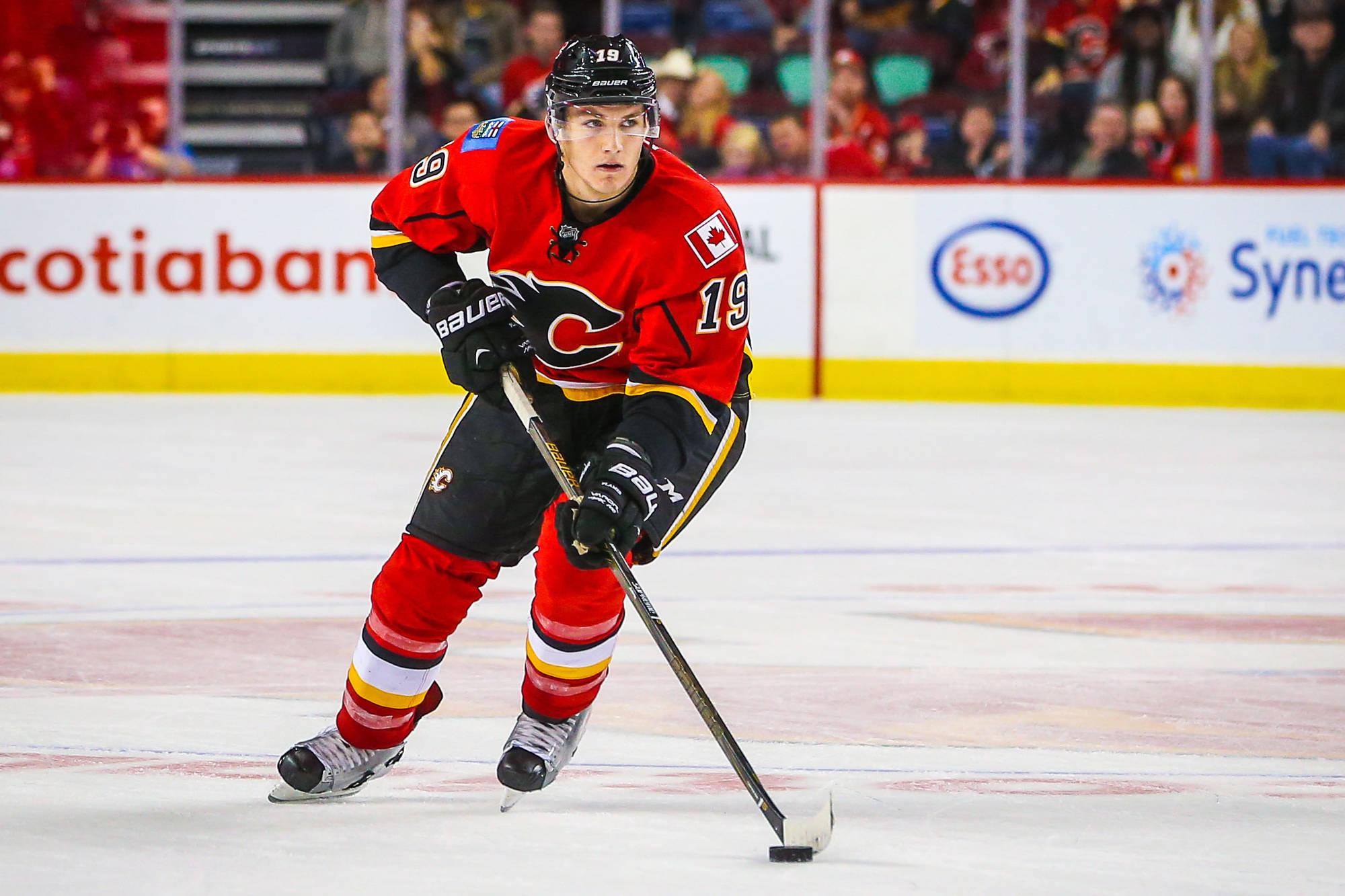 Will Matthew Tkachuk make the Flames this year?