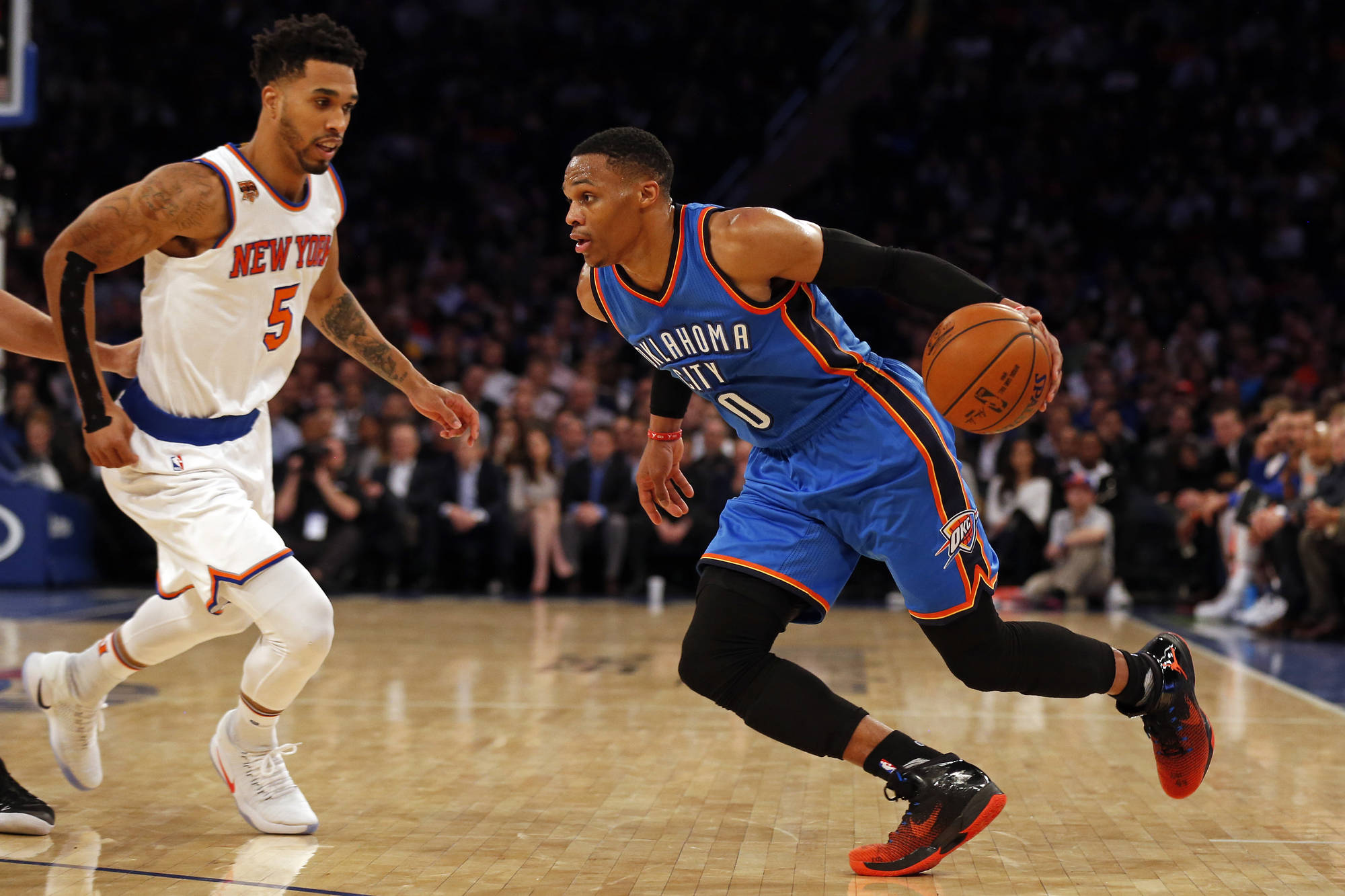 Is Russell Westbrook the best point guard in the NBA?