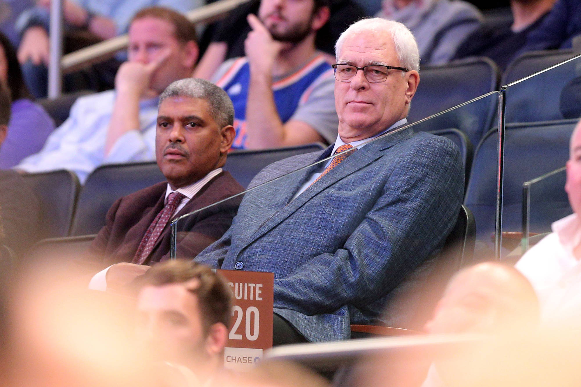 NBA: Why Knicks players meeting with Phil Jackson was important