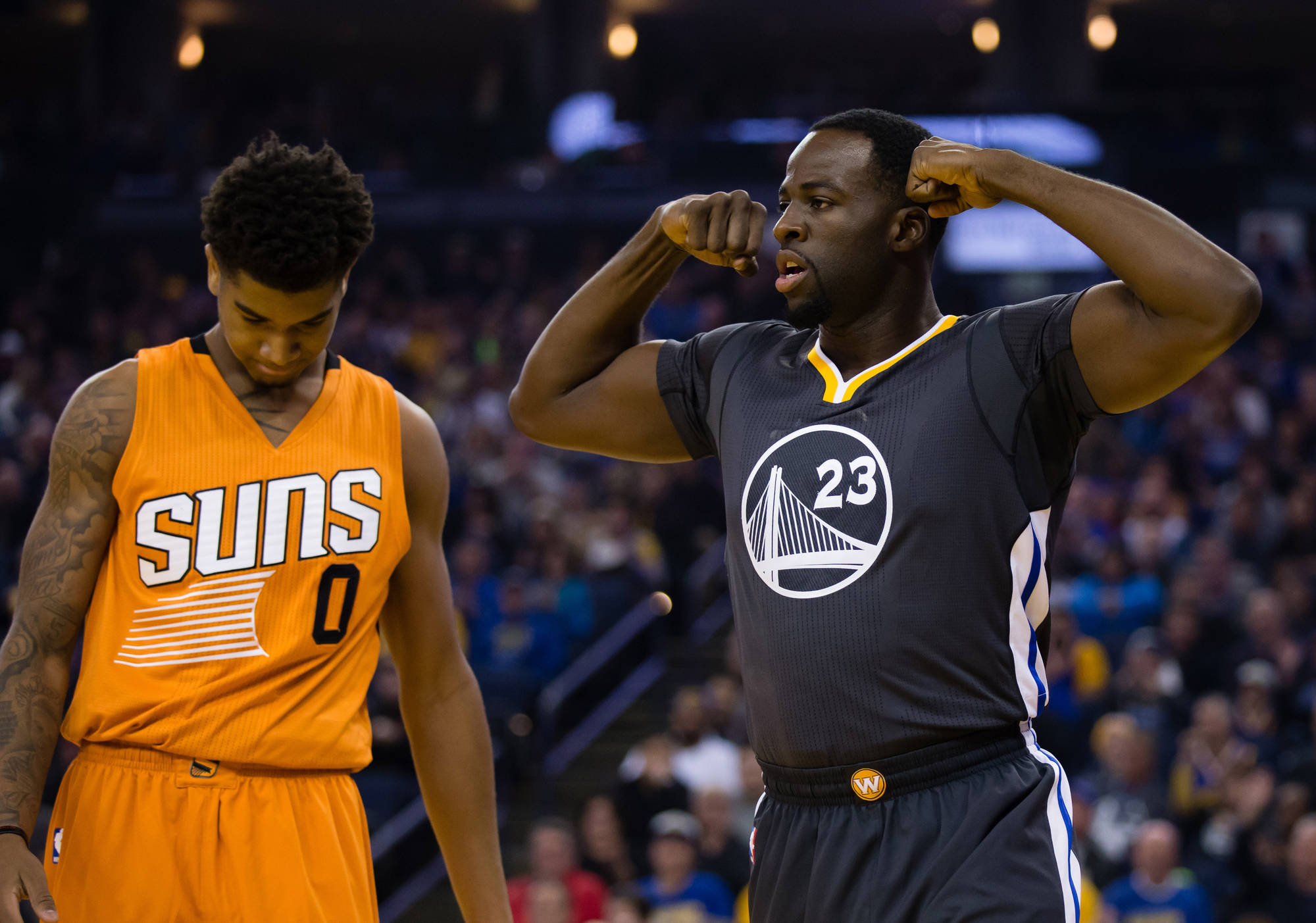 NBA: Why Draymond Green needs to be suspended