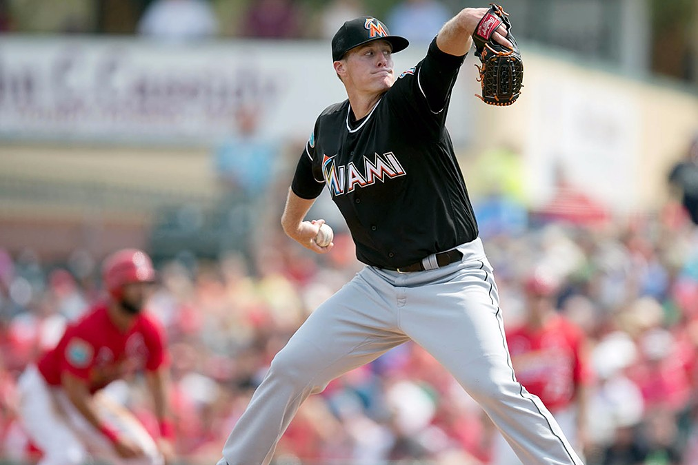 A look at the new pitching approach for the 2017 Miami Marlins