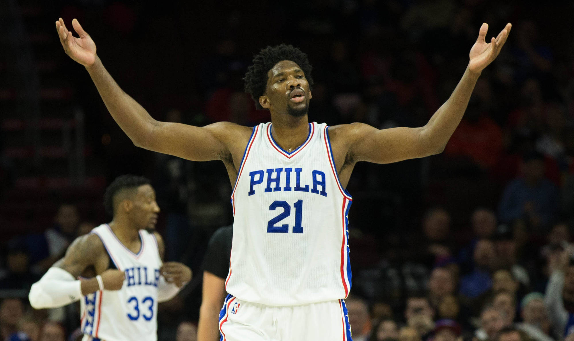 76ers Joel Embiid wants to play point guard