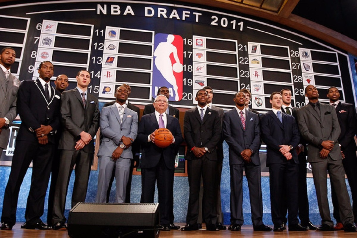 Which player from the 2011 NBA draft would you pick to lead your new franchise?