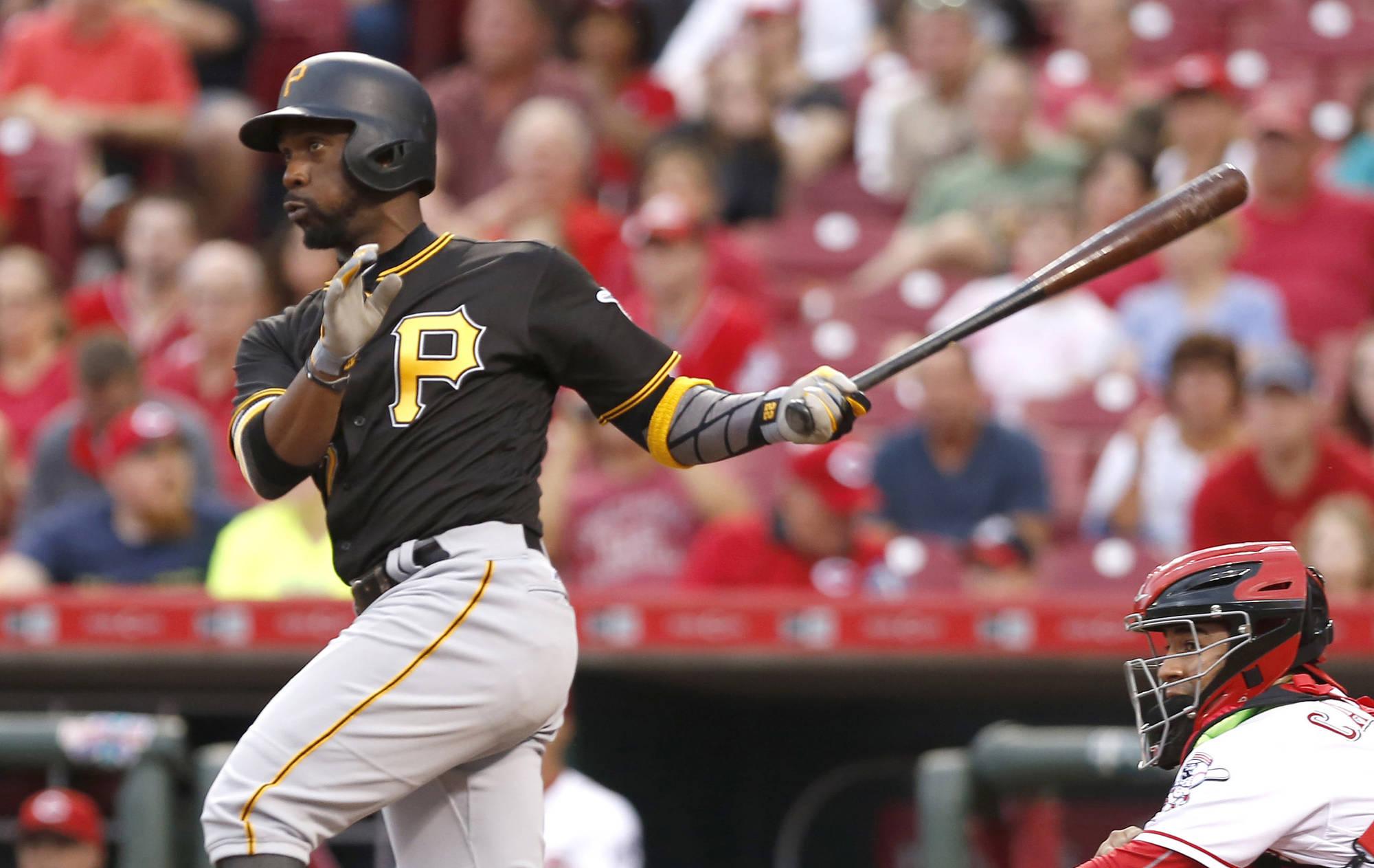 MLB Hot Stove: Pirates Looking to Move McCutchen