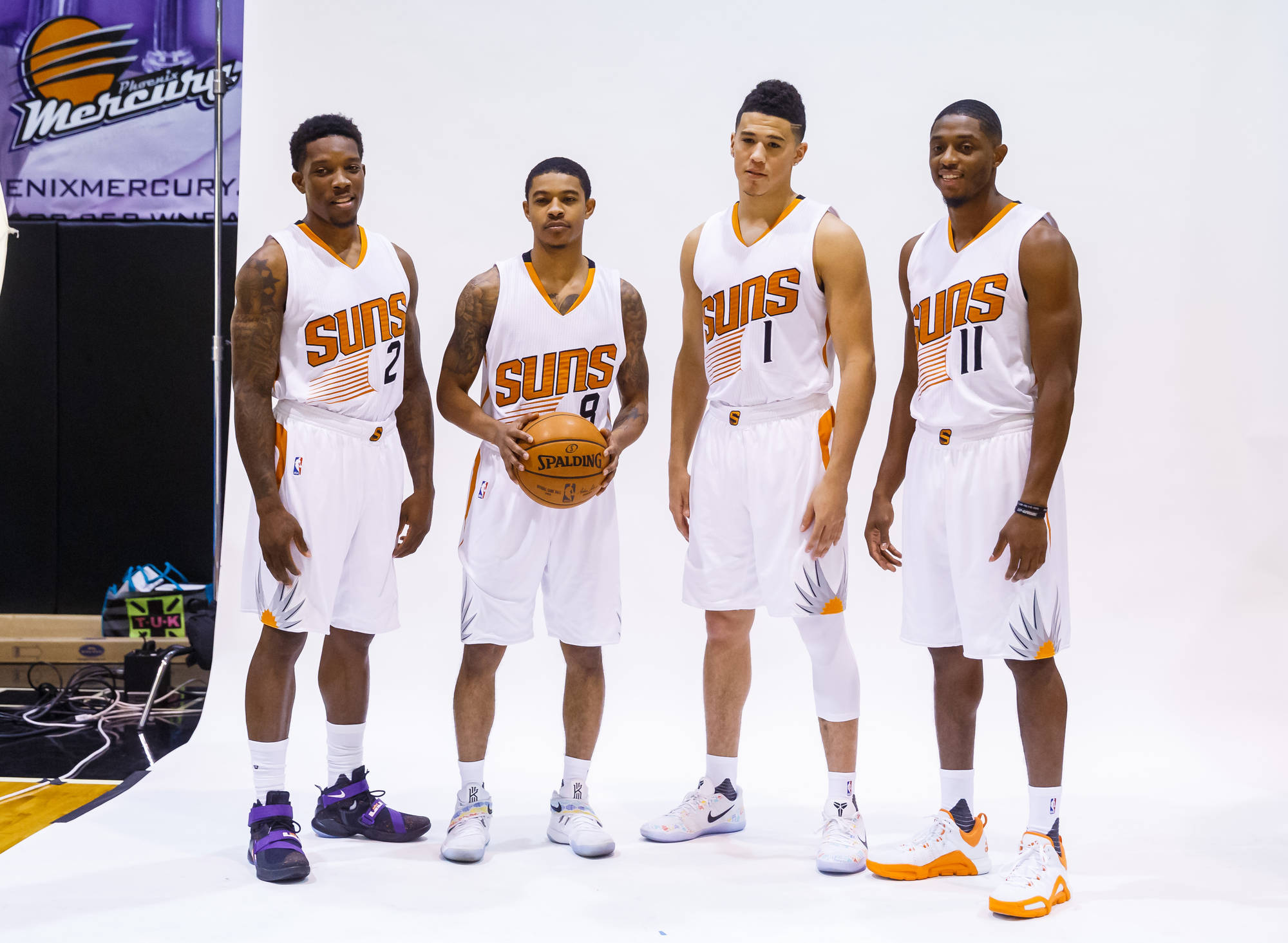 The Phoenix Suns Have The Weirdest Roster of All Time