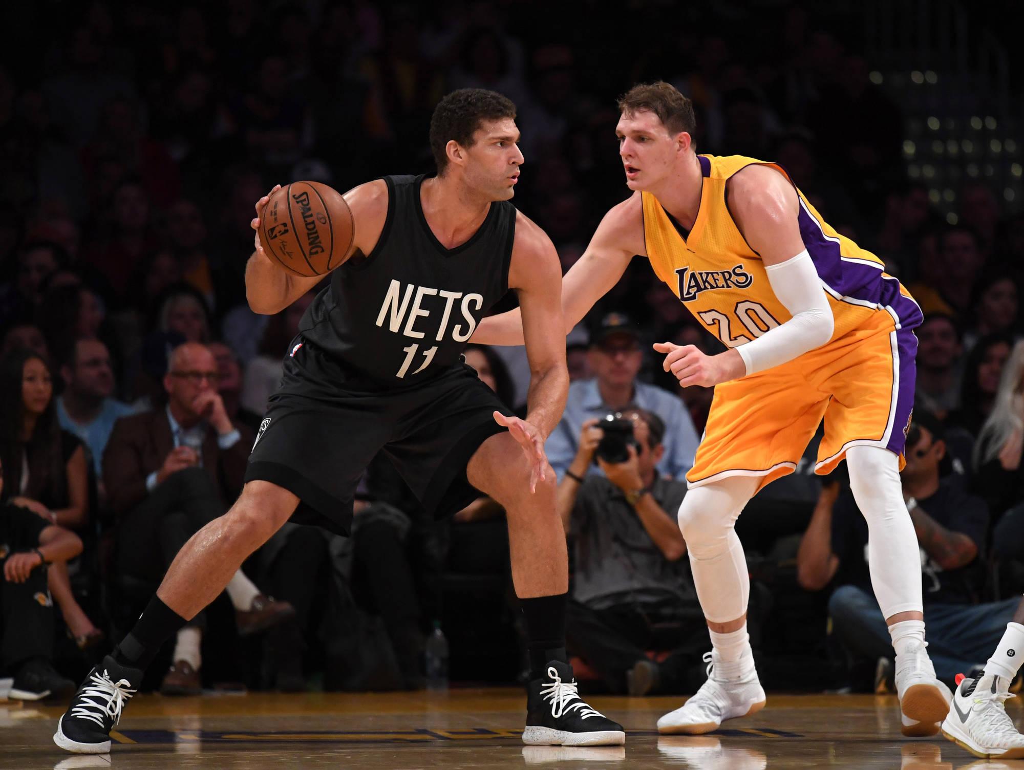 A Look at the Brooklyn Nets So Far