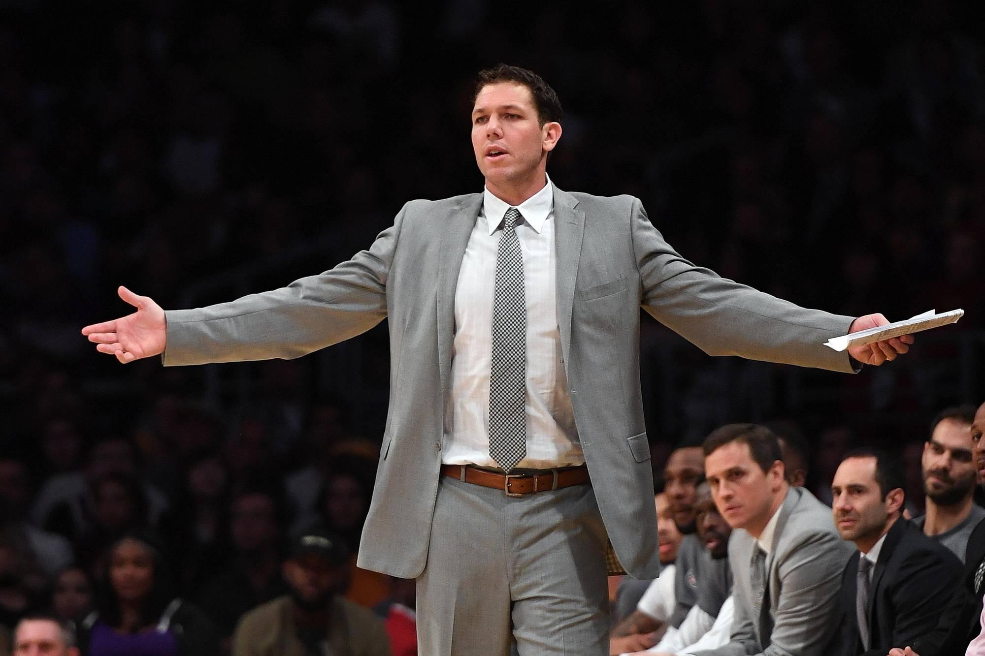 Can Luke Walton make the Lakers relevant again?