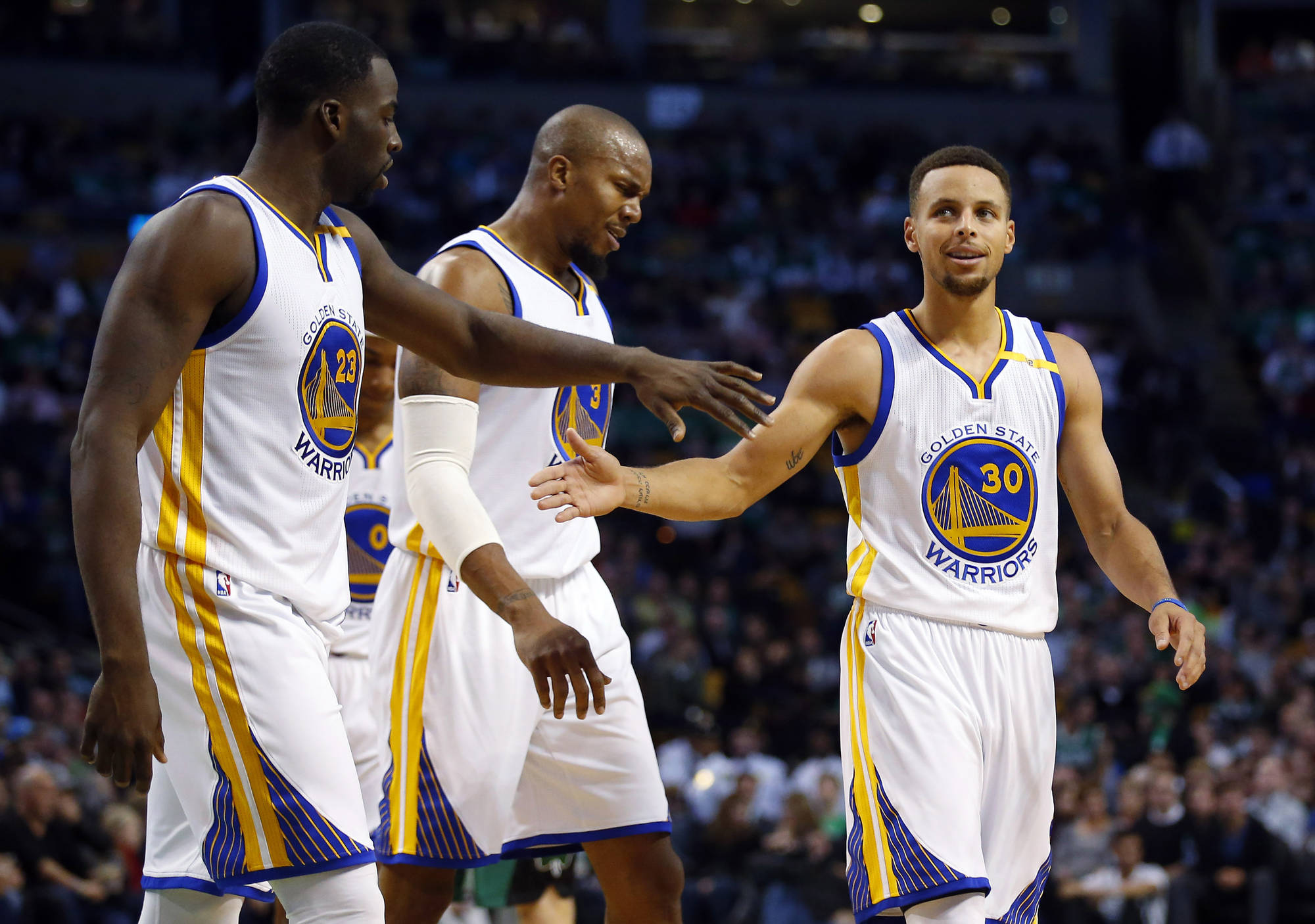 Why the Warriors won't win the NBA title