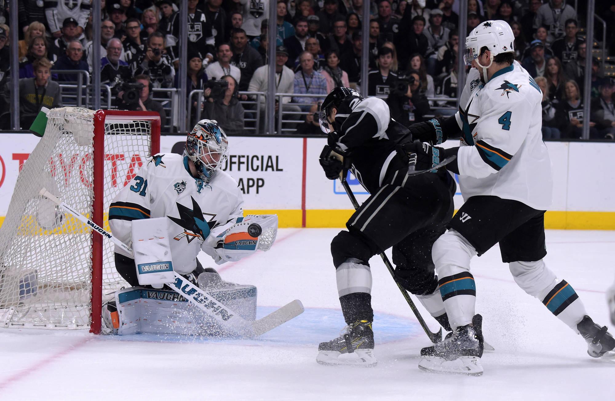 Los Angeles Kings at San Jose Sharks: Recap