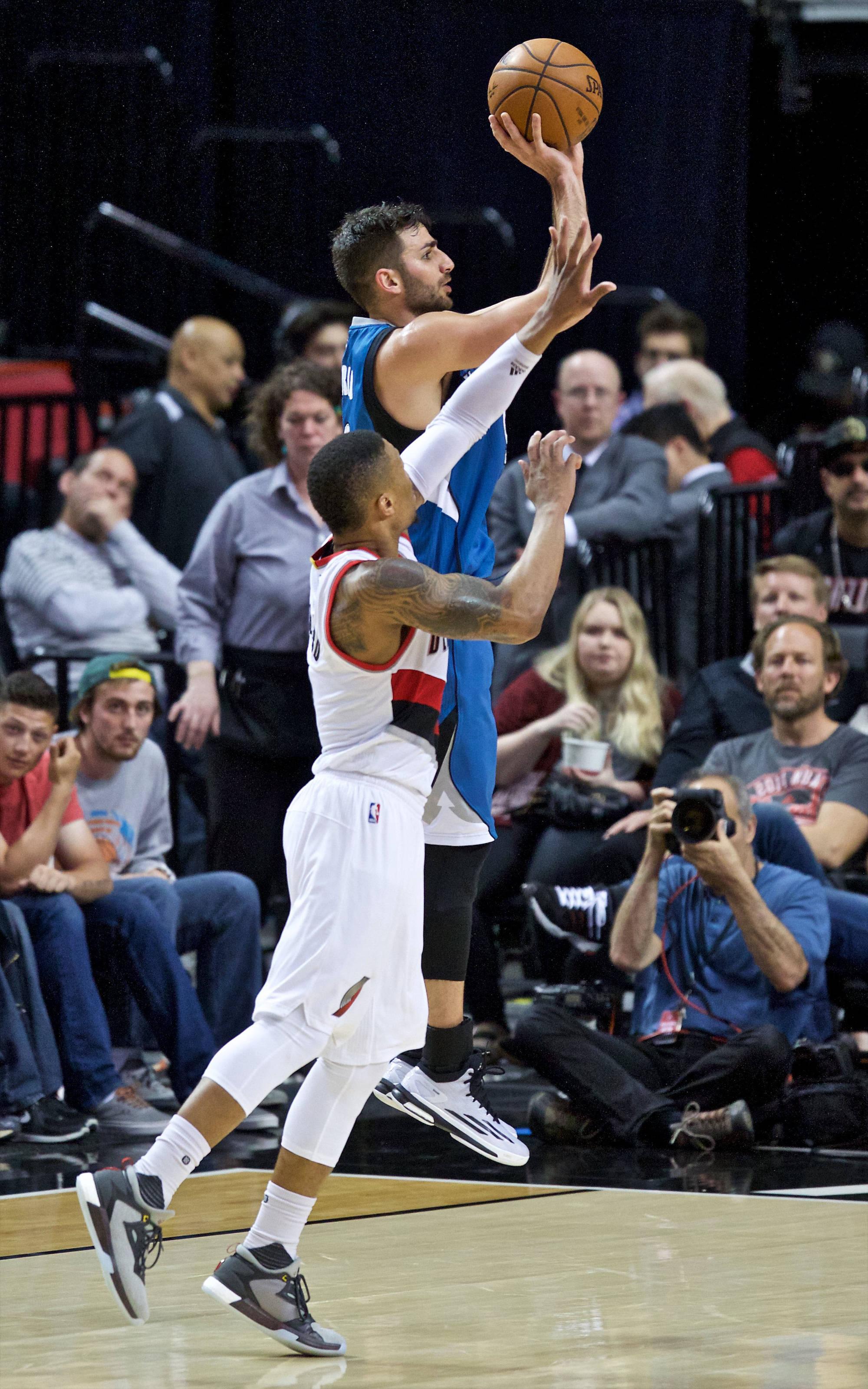 Minnesota Timberwolves might trade Ricky Rubio to the San Antonio Spurs