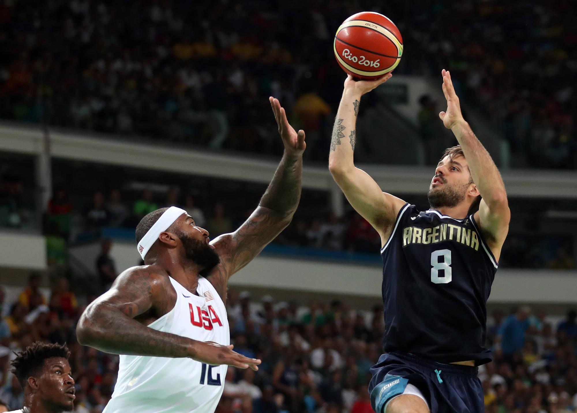 Nicolas Laprovittola might sign with the San Antonio Spurs