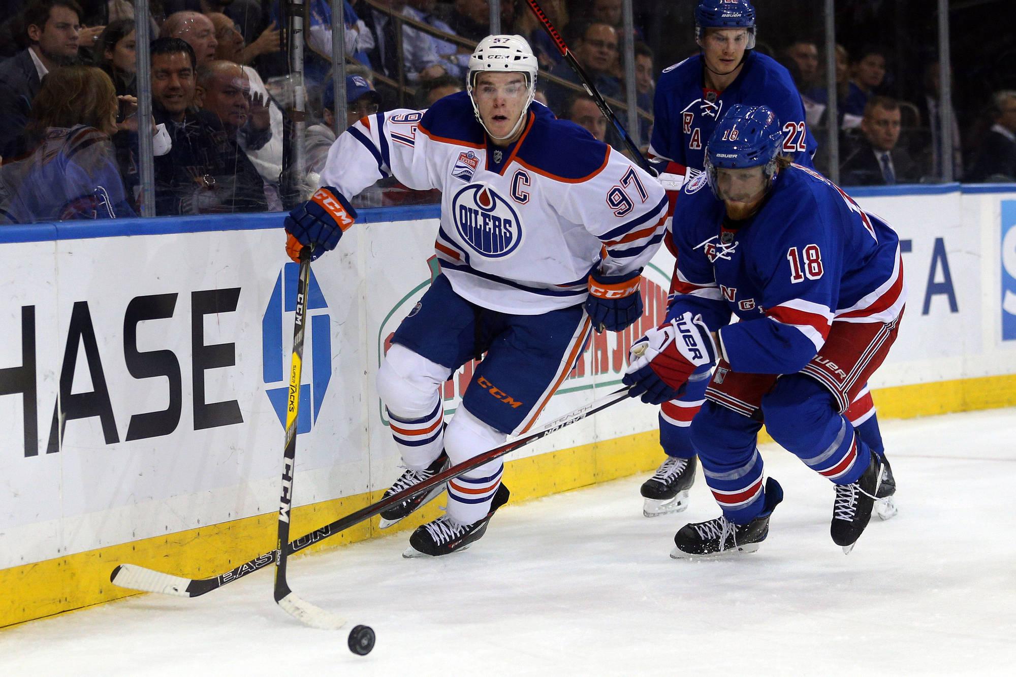 NHL- Edmonton Oilers @ NY Islanders (Pregame)