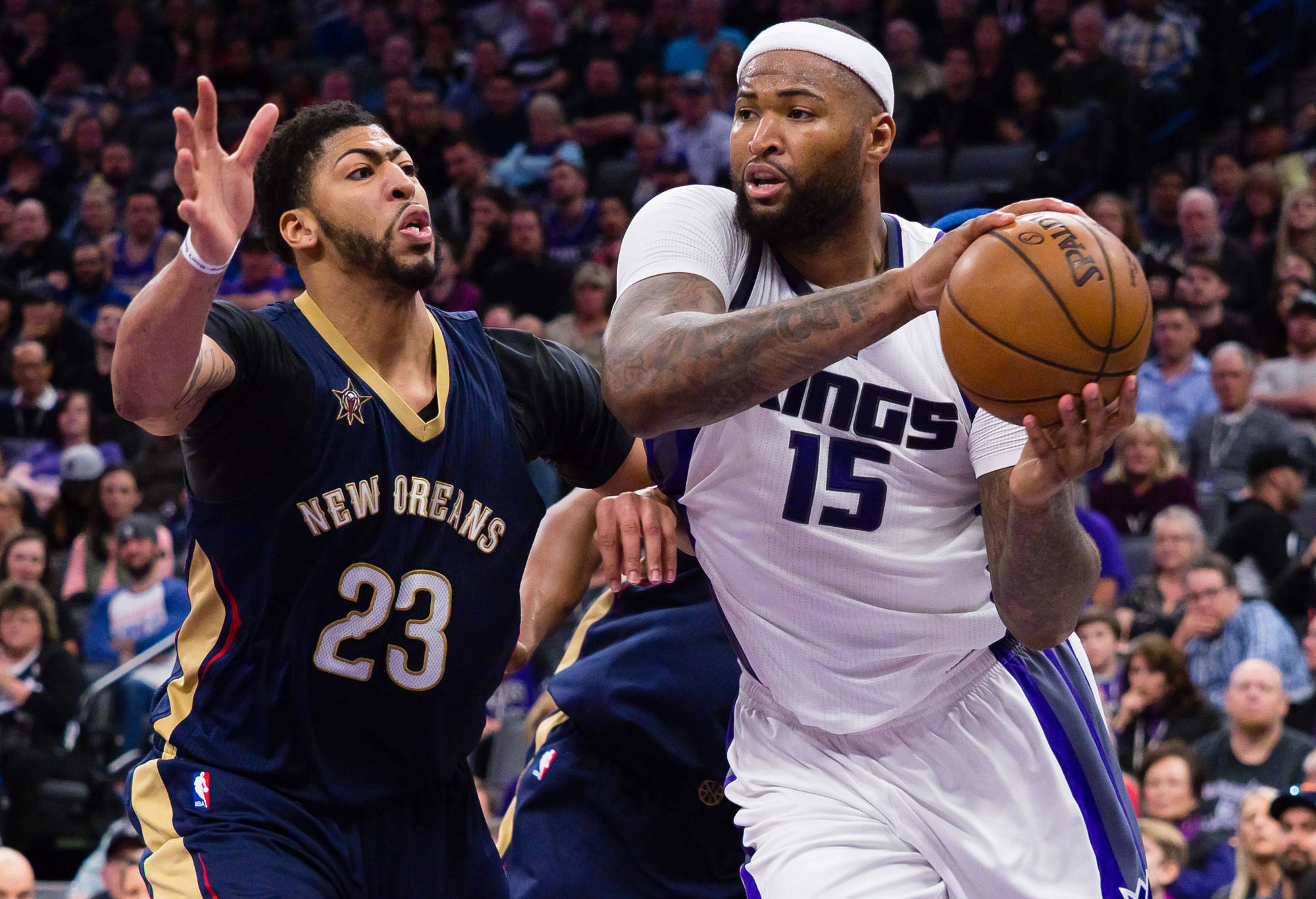 BREAKING: Boogie Cousins to New Orleans