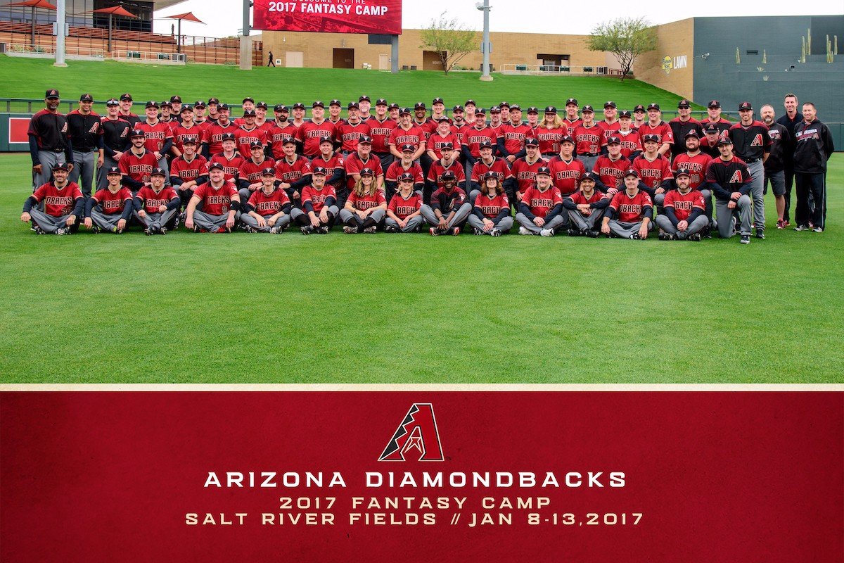 Dbacks Fantasy Camp Experience: Part 1