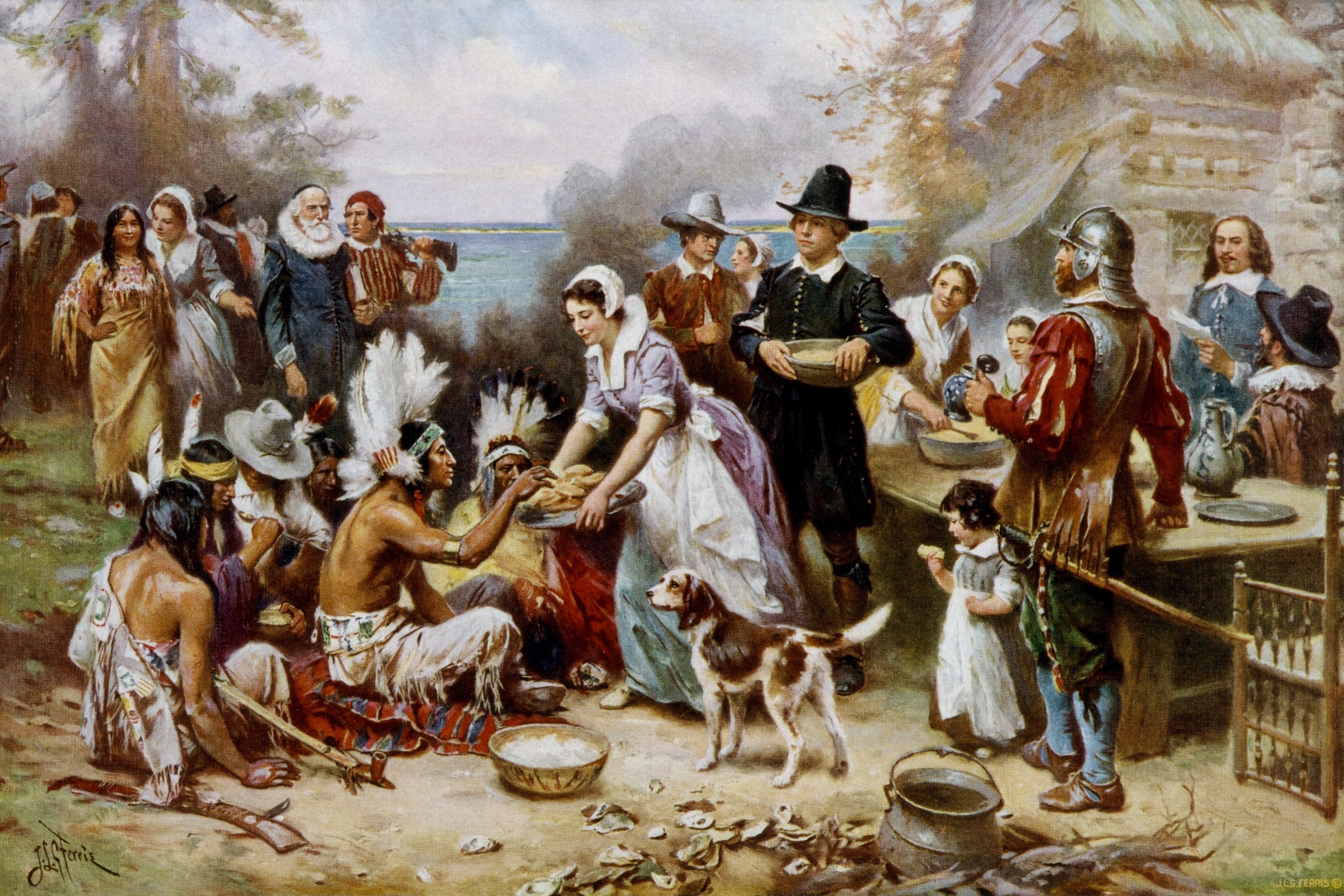 Embrace Thanksgiving