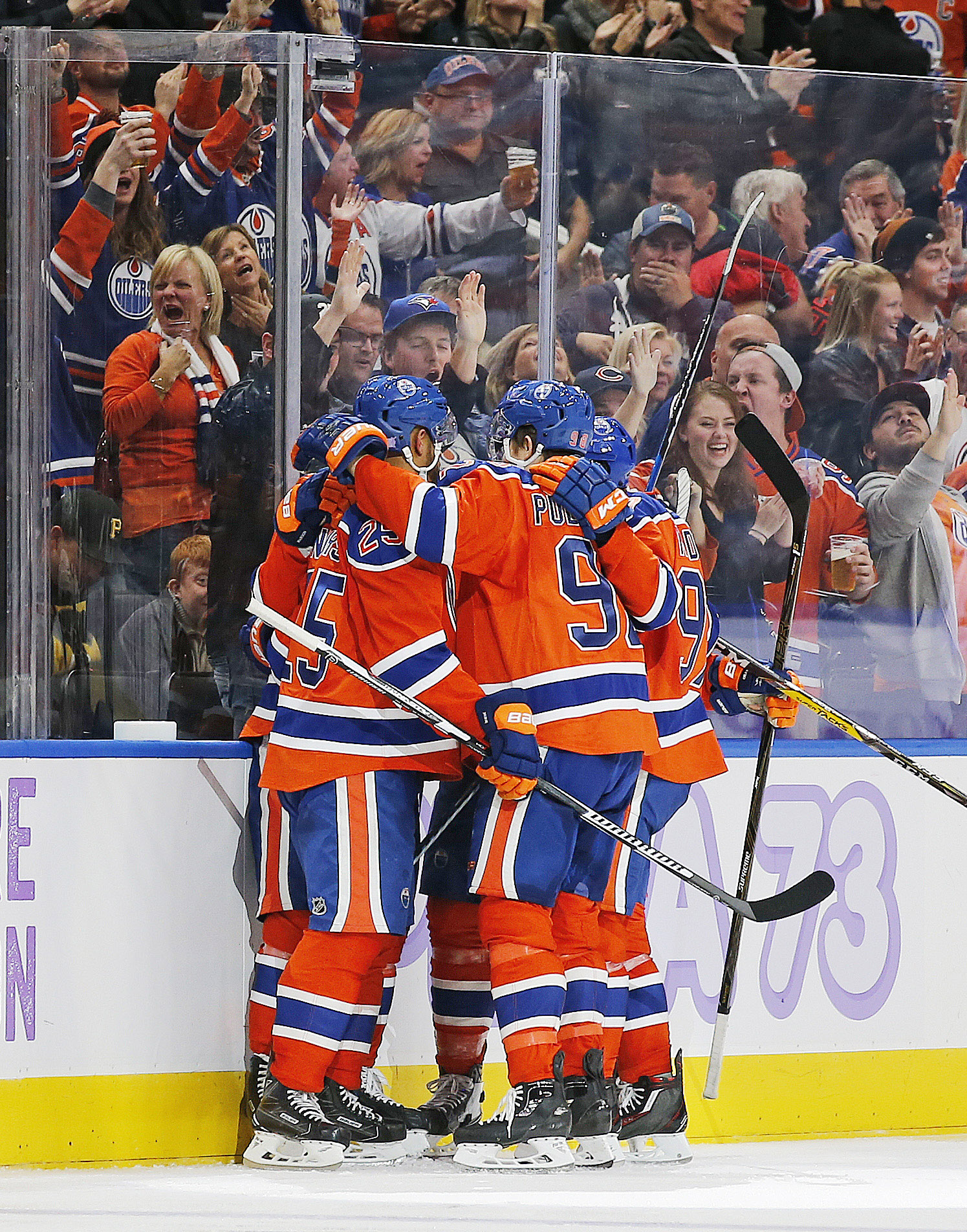 Edmonton Oilers off to Sizzling Start