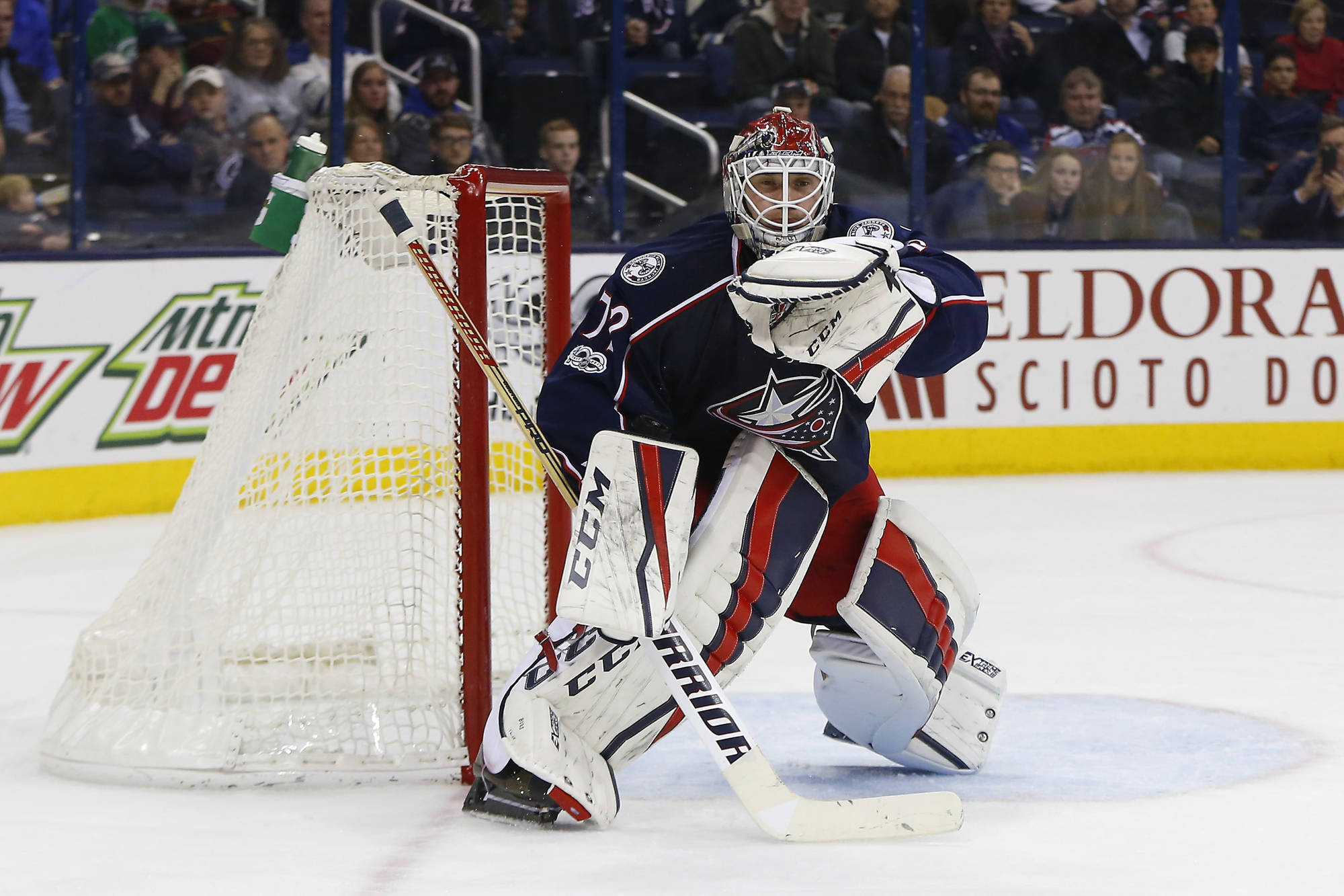 Are the Blue Jackets coming back to Earth?