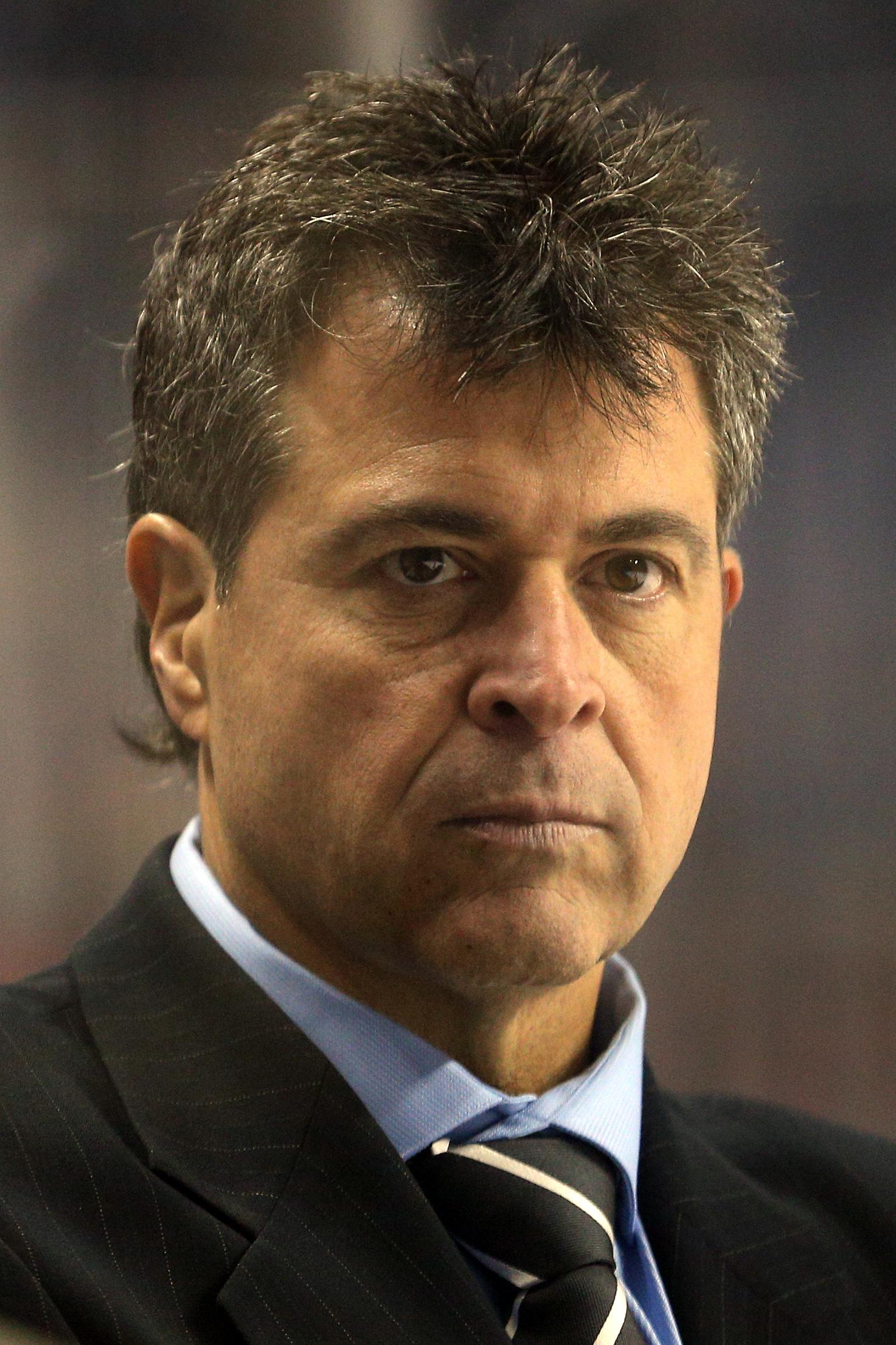 Capuano Fired as Islanders Head Coach
