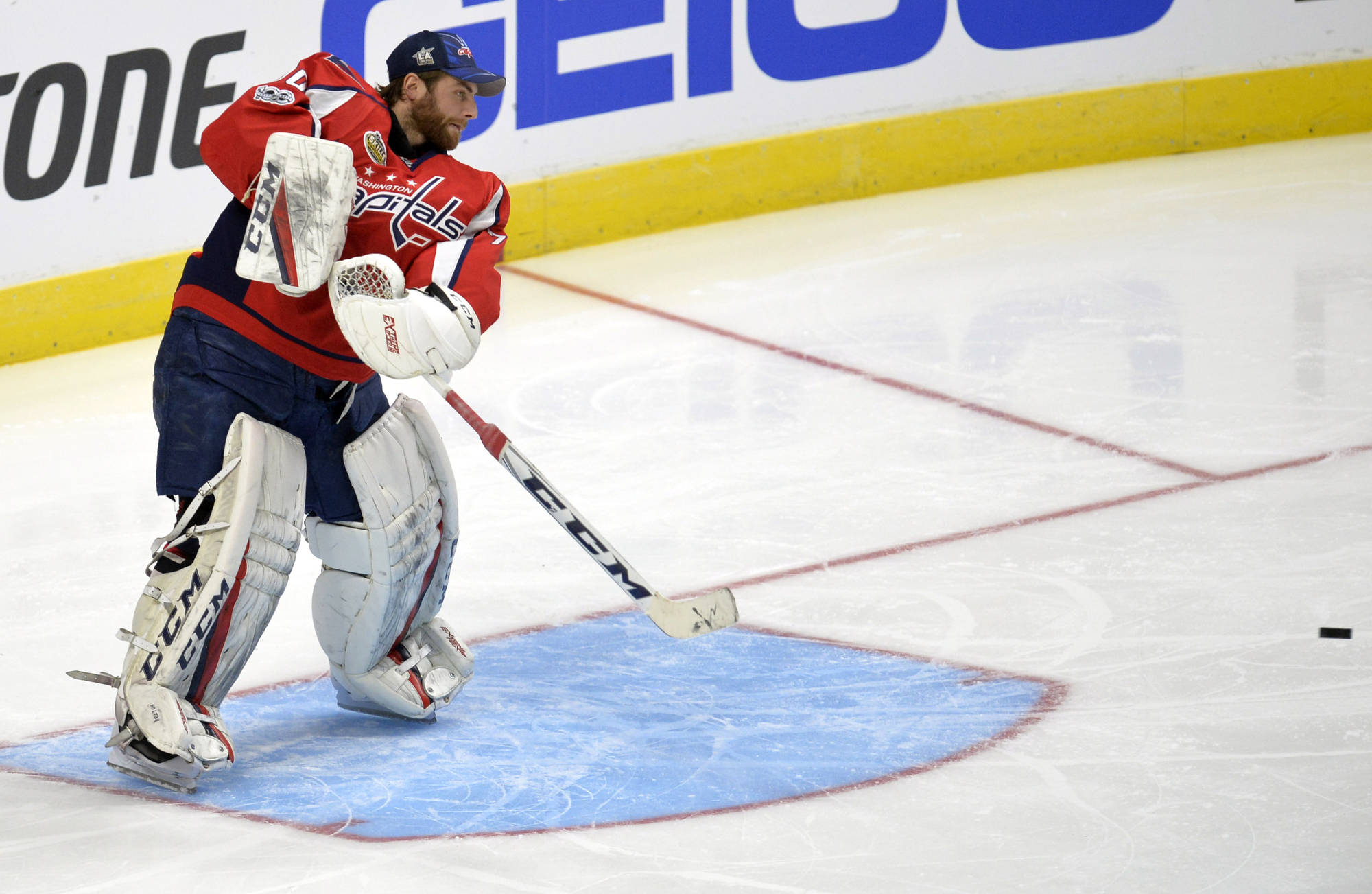 Washington Capitals Report at All-Star Break
