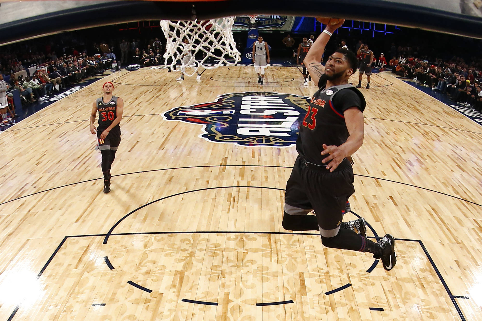 Davis MVP in All-Star Game
