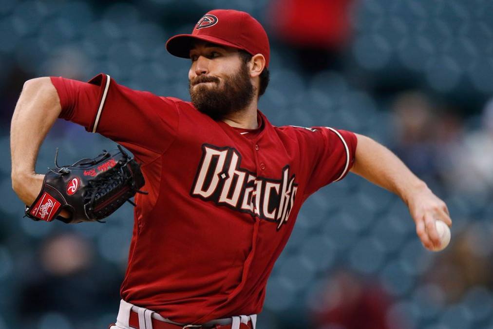 Fantasy Baseball Sleeper Pick: Robbie Ray