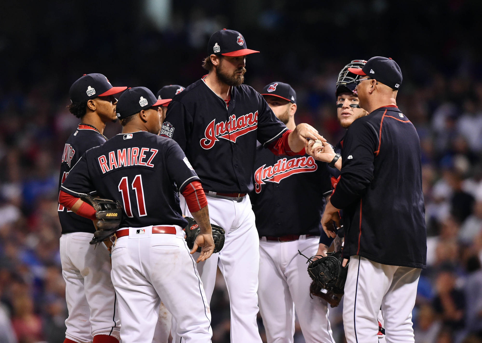 Indians and Mets Score Big with Bullpen Acquisitions