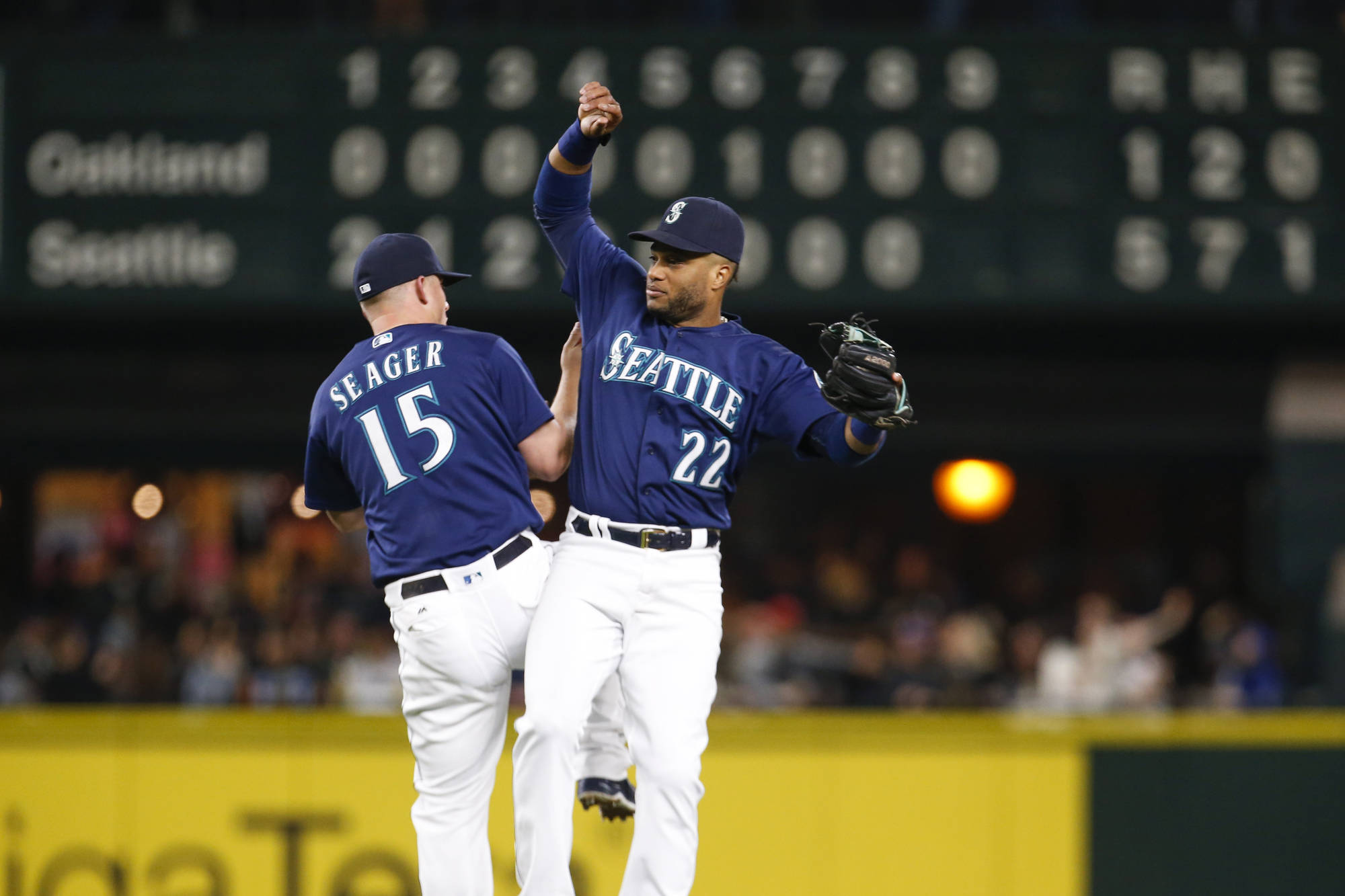 Examining the Mariners Lineup in More Depth