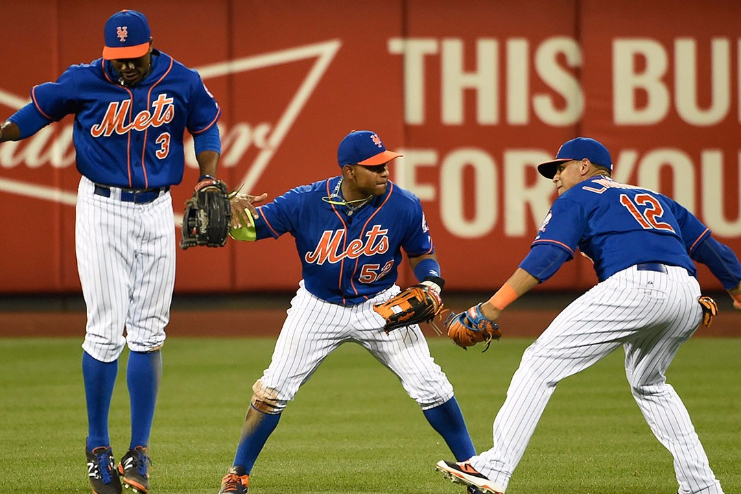 Future of the Mets Outfield