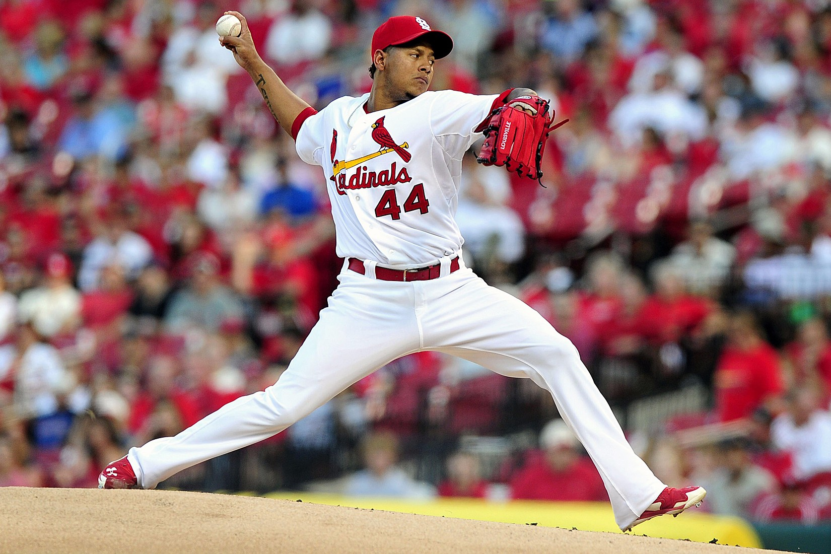 Carlos Martinez Valuable Asset for Cards