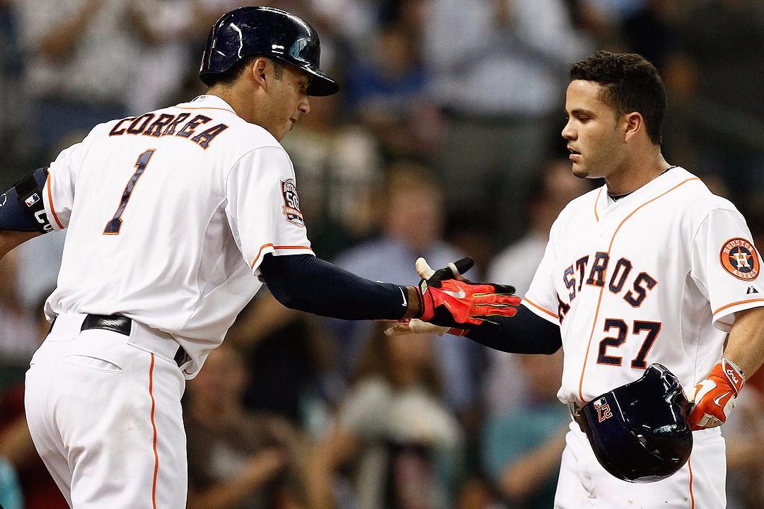 The Astros are the Bright Spot in the AL West