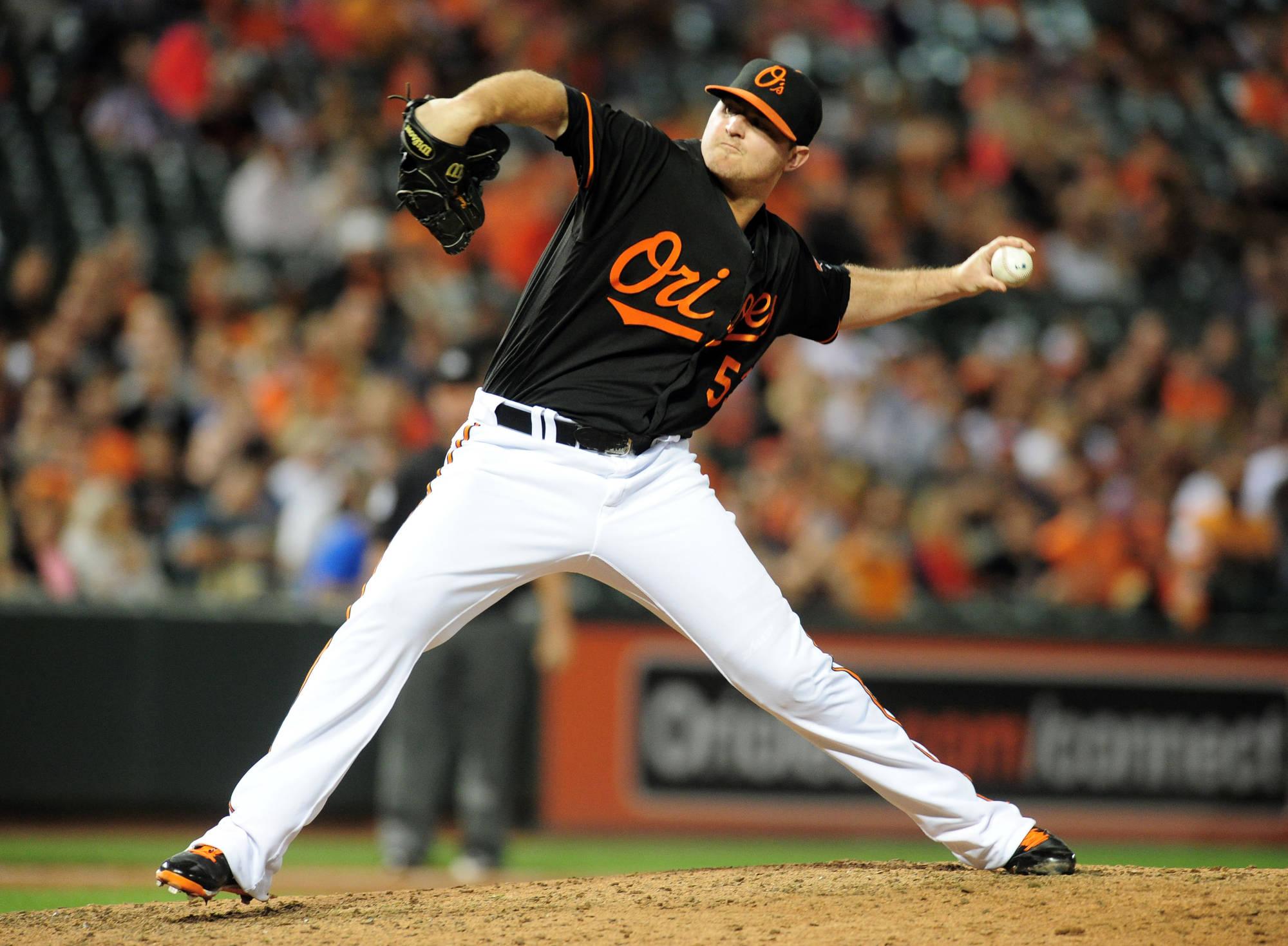 Should the Orioles Entertain the Idea of Trading Zach Britton?