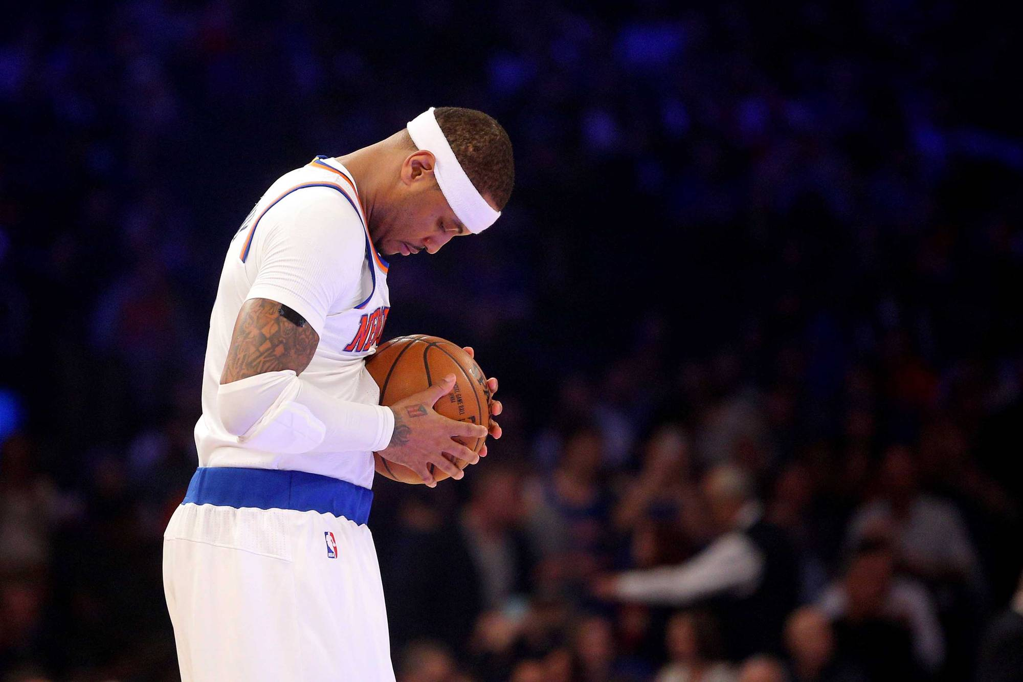 Potential Carmelo Anthony Trade Destinations