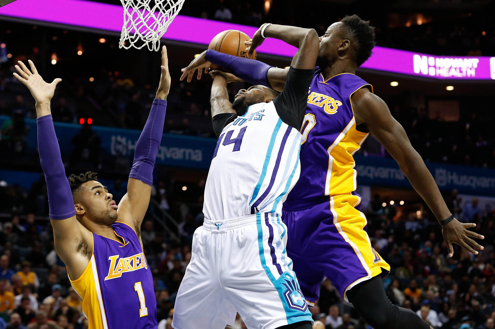 Should the Hornets be looking to trade MKG?
