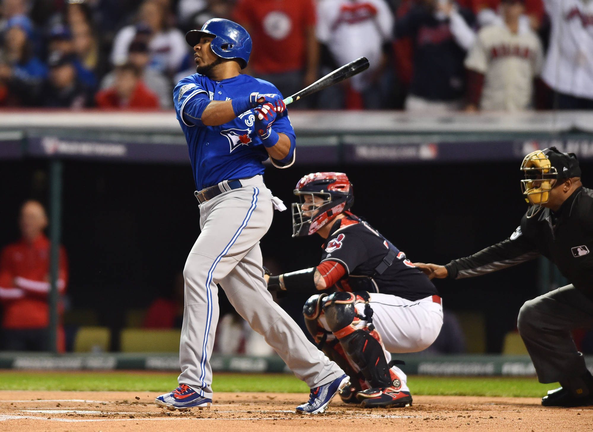 With Encarnacion signing, Cleveland will contend for AL Pennant