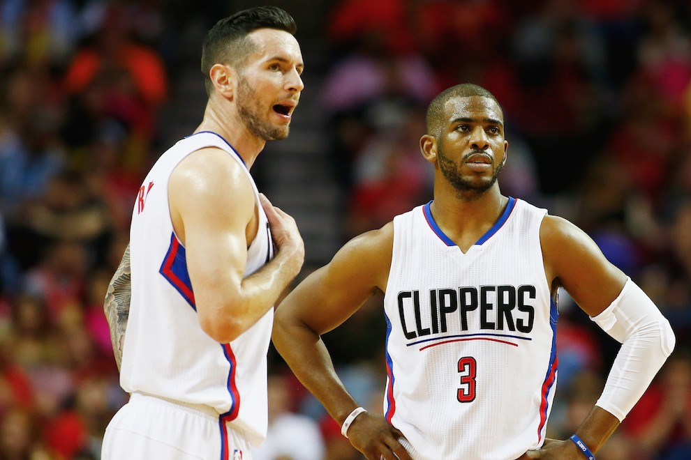 What's going on with the Los Angeles Clippers?