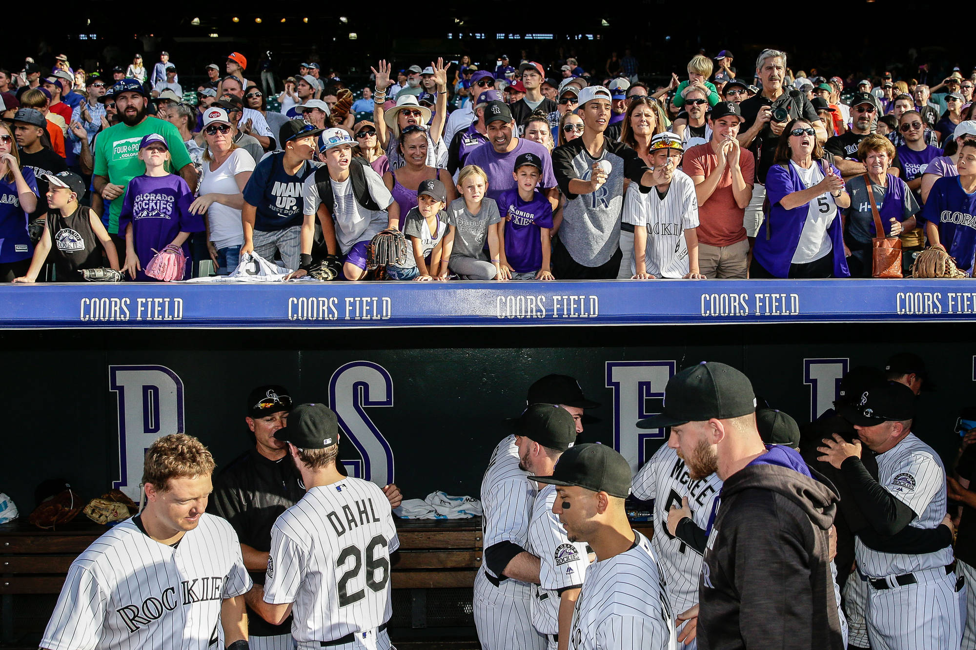 Are the Colorado Rockies legitimate contenders in 2017?